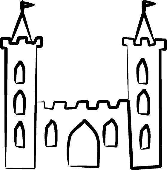 Burgen Schwerter Und Ritter Ausmalbilder Bzw Windows Color